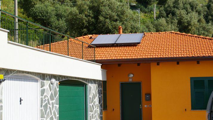 Impianto solare Arenzano Genova